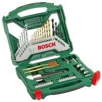 Набір біт і свердел Bosch X-line 50