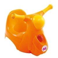 Детский горшок OK Baby Scooter оранжевый (38220040/45)