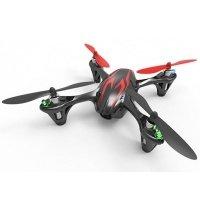 Квадрокоптер Hubsan X4 H107C 2.4ГГц 4CH RC Quadcopter камера RTF (H107C Black&Red)