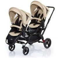 Прогулочная коляска для двойни ABC Design Zoom Desert (71085/509)