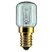 Лампа накаливания Philips E14 25W 230-240V T25 CL OV 1CT Appl