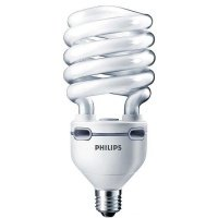 Лампа енергозберігаюча Philips E27 65W 220-240V WW 1CT/6 Tornado High Lumen