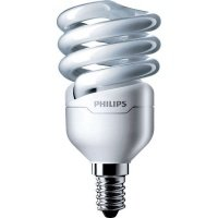 Лампа энергосберегающая Philips E14 12W 220-240V WW 1PF/6 Econ Twister