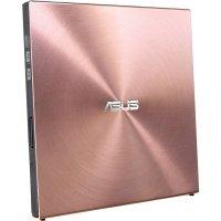 Внешний оптический привод ASUS SDRW-08U5S-U DVD+-R/RW USB2.0 EXT Ret Ultra Slim Pink
