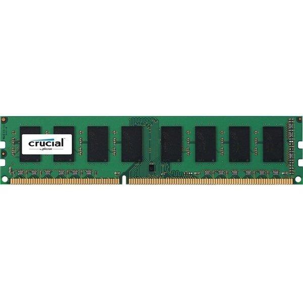 Купить Память для ПК Micron Crucial DDR3 1866 4GB, Retail (CT51264BD186DJ)