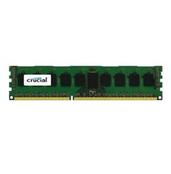 Купить Память серверная Micron Crucial DDR3 1866 8GB ECC Reg Single Rank 1024Mx72 1.5V (CT8G3ERSDS418