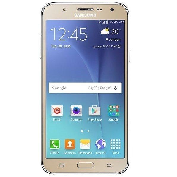 Смартфон Samsung Galaxy J7 DS J700H/DS Gold фото 1
