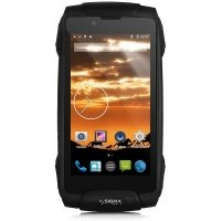 Смартфон Sigma X-treme PQ25 DS Black