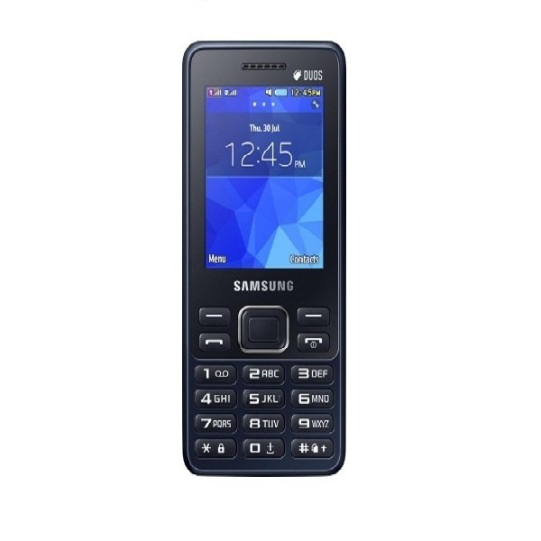 793478bd60991 ≡ Samsung B350 Dual Sim Black – купить Samsung B350
