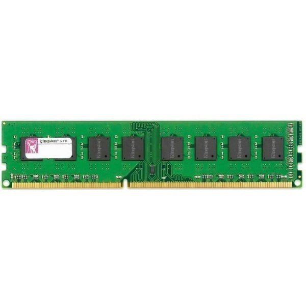 Пам'ять для ПК Kingston DDR3 1600 2 Гб Retail (KVR16N11S6/2) фото1