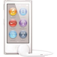 MP3 плеер APPLE iPod nano 16GB Silver (new) - 2015