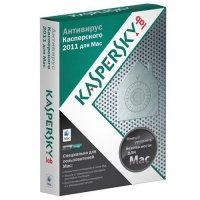 Антивирус Kaspersky Anti-Virus 2 for MAC 1 Desktop BOX (KL1215LUAFS)