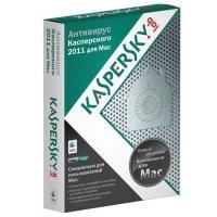 Антивирус Kaspersky Anti-Virus 2 for MAC 1 Desktop BOX (KL1215LUAFS)