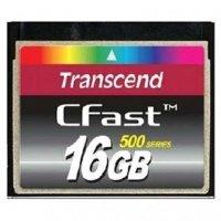 Карта памяти TRANSCEND CFast 16GB 500X (TS16GCFX500)