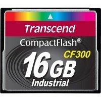 Карта памяти TRANSCEND CFast 16GB Industrial 300X (TS16GCFX300)