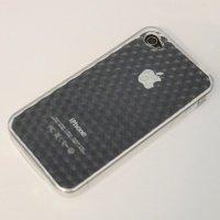 Чехол к iPhone 4G VOORCA Jelly case белый