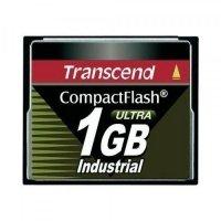 Карта памяти TRANSCEND CF 1GB Industrial 100X (TS1GCF100I)