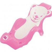Горка для купания OK Baby Buddy розовая (37940040/66)
