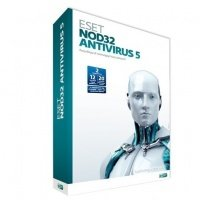 Антивирус Eset NOD32 Smart Security 5 (2 ПК)