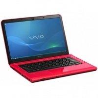 Ноутбук SONY VAIO CA2S1R/R Red