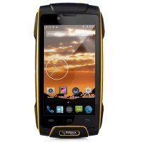 Смартфон Sigma X-treme PQ25 DS Yellow