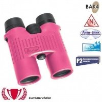 Бинокль Alpen Pink 10x42 (908610)