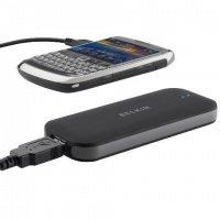 Портативный аккумулятор Belkin Battery pack 2000mAh USB/Micro-USB cable