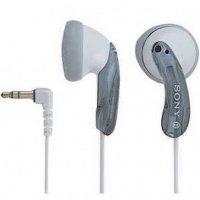 Навушники Sony MDR-E10LP сірі