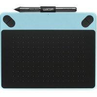 Графический планшет Wacom Intuos Draw Blue Pen S