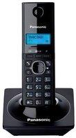 Телефон Dect Panasonic KX-TG1711UAB Black