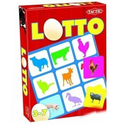 Настольная игра Tactic Лото Домашние животные (41449) фото 1