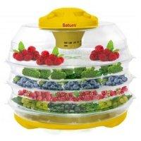 Сушилка для овощей Saturn ST-FP0112 оранж-прозрач