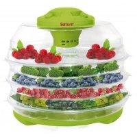 Сушилка для овощей Saturn ST-FP0112 салатовый