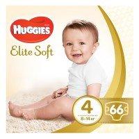 Підгузки Huggies ELITE SOFT 4 Mega 66 шт (5029053546322)
