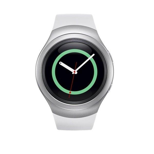 ≡ Смарт-часы SAMSUNG Galaxy Gear S2 Sport Silver – купить в Киеве ... ebb6f3638ea09