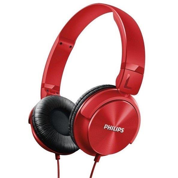 ≡ Навушники Philips SHL3060RD Red – купити в Києві  be70f34058454
