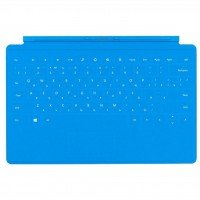 Клавиатура Microsoft Touch Cover для планшета Surface, (Blue)