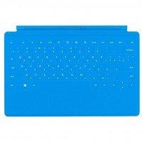 Клавиатура Microsoft Touch Cover для планшета Surface, (Blue)