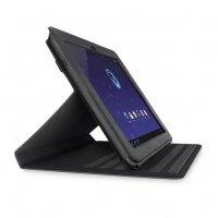 Чехол Belkin для планшета Galaxy 2 Folio Verve (кожа) Black