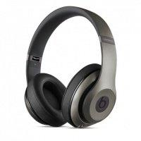 Наушники Beats Studio 2 Wireless Over-Ear Titanium (MHAK2ZM/A)