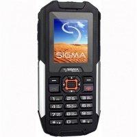 Мобильный телефон Sigma Х-treme IT68 DS Black