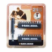 Набор бит Black&Decker 21 предметов