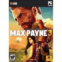 Игра PC Max Payne 3