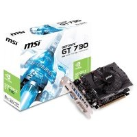 Видеокарта MSI GeForce GT 730 2GB GDDR3 (N730-2GD3V2)