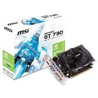 Відеокарта MSI GeForce GT 730 2GB GDDR3 (N730-2GD3V2)