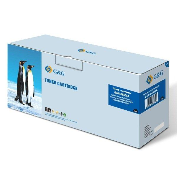 Купить Картриджи к лазерной технике, Картридж лазерный G&G для Samsung SCX-6555N/6545N Black (G&G-D6555A)