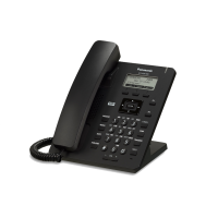IP-телефон Panasonic KX-HDV100RUB Black