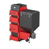 Котел твердопаливний METAL-FACH SOKOL SD DUO BIO-28 L, 28 кВт (220-300 м2)