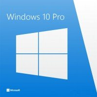 ПО Microsoft Windows 10 Pro 64-bit English 1pk DVD (FQC-08929) ОЕМ версия