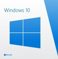 ПО Microsoft Windows 10 Home 64-bit English 1pk DVD (KW9-00139) ОЕМ версия